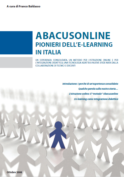 E-book: Abacusonline - Pionieri dell' E-learning in Italia